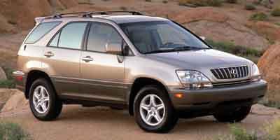 2002 Lexus RX 300 Vehicle Photo in American Fork, UT 84003