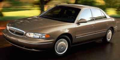 2002 Buick Century Vehicle Photo in Appleton, WI 54914