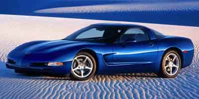 2002 Chevrolet Corvette Vehicle Photo in Knoxville, TN 37912