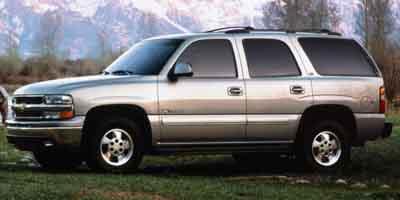 2002 Chevrolet Tahoe Vehicle Photo in Massena, NY 13662