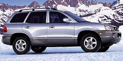 Awesome 2002 Hyundai Santa Fe Vehicle Photo In Three Oaks, MI 49128