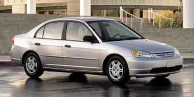 2002 Honda Civic Vehicle Photo In Germantown, MD 20874