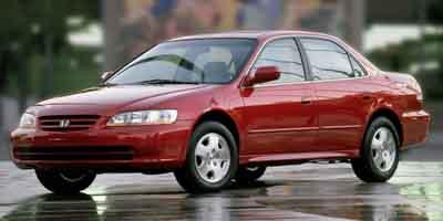 2002 Honda Accord Sedan Vehicle Photo in Puyallup, WA 98371