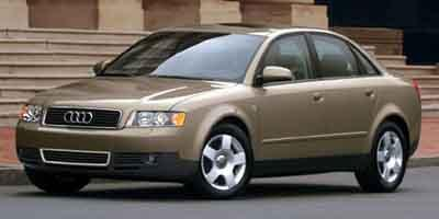 2002 Audi A4 Vehicle Photo in Denver, CO 80123