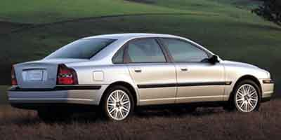 2002 Volvo S80 Vehicle Photo in Trevose, PA 19053-4984