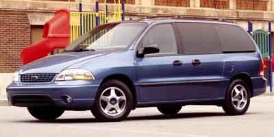 2002 Ford Windstar Wagon Vehicle Photo in Helena, MT 59601