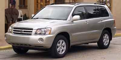 2002 Toyota Highlander Vehicle Photo in Knoxville, TN 37912