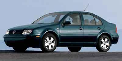 2002 Volkswagen Jetta Sedan Vehicle Photo in Helena, MT 59601