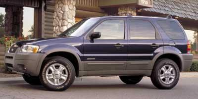 2002 Ford Escape Vehicle Photo in Joliet, IL 60435