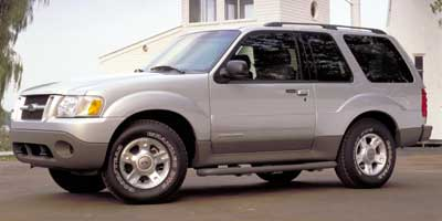 2002 Ford Explorer Sport Vehicle Photo in Joliet, IL 60435