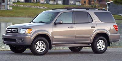 2002 Toyota Sequoia Vehicle Photo in Oshkosh, WI 54904