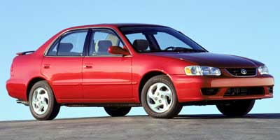 2002 Toyota Corolla Vehicle Photo in Midlothian, VA 23112