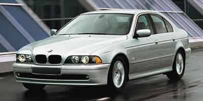 2002 BMW 525i Vehicle Photo in Midlothian, VA 23112