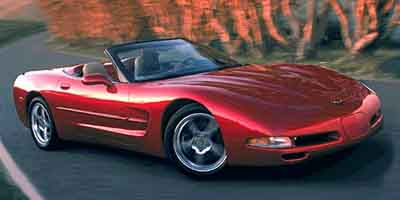 2002 Chevrolet Corvette Vehicle Photo in Norfolk, VA 23502