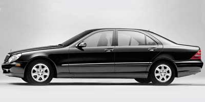 2002 Mercedes-Benz S-Class Vehicle Photo in Colorado Springs, CO 80905