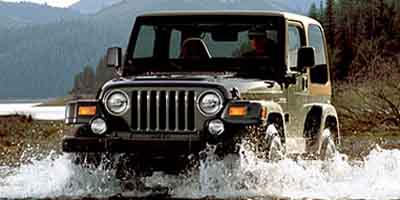 2002 Jeep Wrangler Vehicle Photo in Atlanta, GA 30350