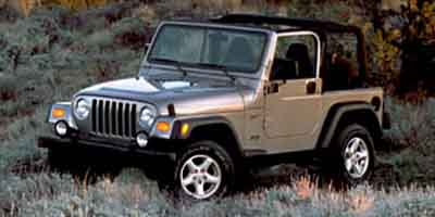 2002 Jeep Wrangler Vehicle Photo in Owensboro, KY 42303