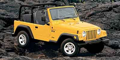 2002 Jeep Wrangler Vehicle Photo in Safford, AZ 85548
