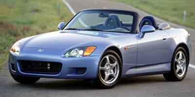 2002 Honda S2000 Vehicle Photo in Independence, MO 64055