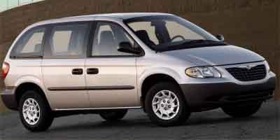 2002 Chrysler Voyager Vehicle Photo in Reese, MI 48757