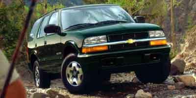 2002 Chevrolet Blazer Vehicle Photo in Ferndale, MI 48220