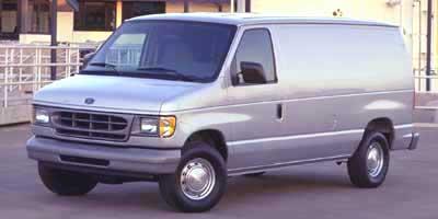 2002 Ford Econoline Cargo Van Vehicle Photo in Frisco, TX 75035