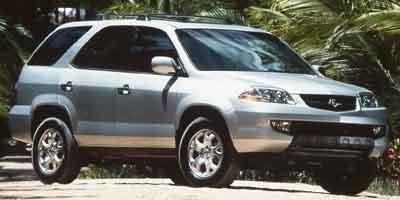 2002 Acura MDX Vehicle Photo in Augusta, GA 30907