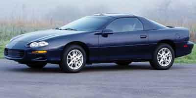 2002 Chevrolet Camaro Vehicle Photo in Knoxville, TN 37912