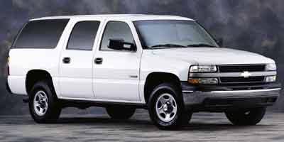 2002 Chevrolet Suburban Vehicle Photo in American Fork, UT 84003