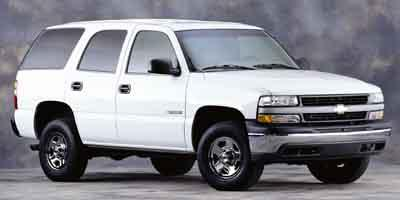 2002 Chevrolet Tahoe Vehicle Photo in Lansing, MI 48911