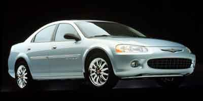 2002 Chrysler Sebring Vehicle Photo in Springfield, MO 65809