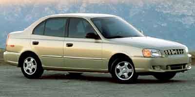 2002 Hyundai Accent Vehicle Photo in Bayside, NY 11361