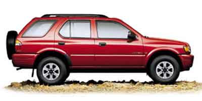 2002 Isuzu Rodeo Vehicle Photo in Joliet, IL 60435