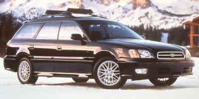 2002 Subaru Legacy Wagon Vehicle Photo in Colorado Springs, CO 80905