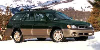 Subaru legacy wagon 2002