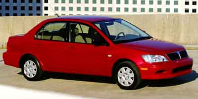 2003 Mitsubishi Lancer Vehicle Photo in Richmond, VA 23231