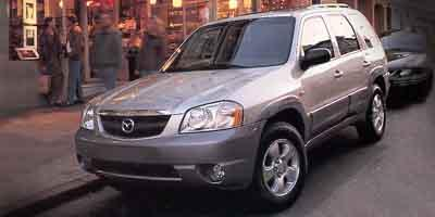 2003 Mazda Tribute SUV Vehicle Photo in Bend, OR 97701
