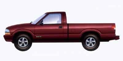 2003 Chevrolet S-10 Vehicle Photo in Chelsea, MI 48118