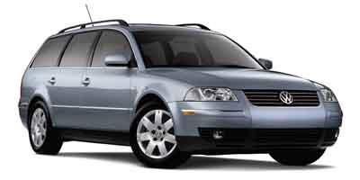 2003 Volkswagen Passat Vehicle Photo in Appleton, WI 54914