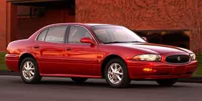 2003 Buick LeSabre Vehicle Photo in Decatur, IL 62526