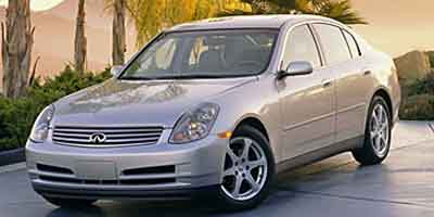 2003 INFINITI G35 Sedan Vehicle Photo in Austin, TX 78759