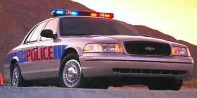 2003 Ford Police Interceptor Vehicle Photo in Tuscumbia, AL 35674