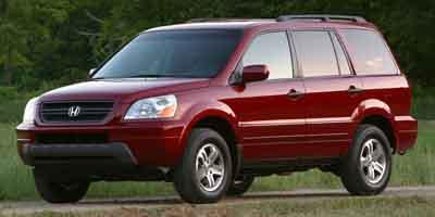2003 Honda Pilot Vehicle Photo in Richmond, VA 23231