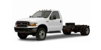 2003 Ford Super Duty F-450 DRW Vehicle Photo in Wendell, NC 27591