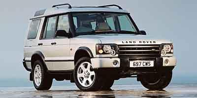 2003 Land Rover Discovery Vehicle Photo in Colorado Springs, CO 80905