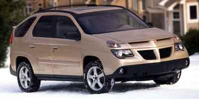 2003 Pontiac Aztek Vehicle Photo in Colorado Springs, CO 80905
