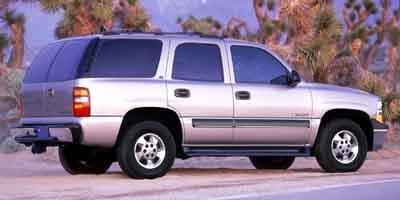2003 Chevrolet TAHOE Vehicle Photo in Odessa, TX 79762