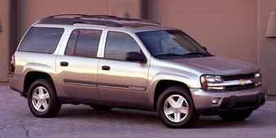 2003 Chevrolet TrailBlazer Vehicle Photo in Knoxville, TN 37912