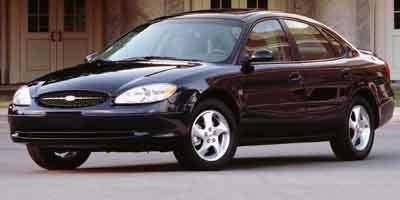 2003 Ford Taurus Vehicle Photo in Akron, OH 44303