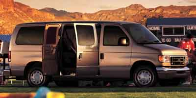 2003 Ford Econoline Wagon Vehicle Photo in Colorado Springs, CO 80905
